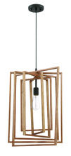 Craftmade 45093-ESP - Cube 1 Light Pendant in Espresso