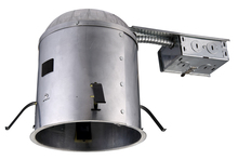 "Elegant RE7RICA - 6"" Line Voltage Remodel IC Air Tight Housing"