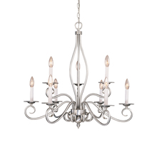 Savoy House KP-SS-117-9-69 - Polar 9 Light Chandelier