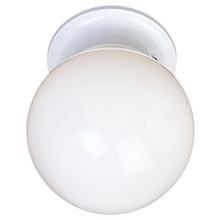 Maxim 5889WTWT - Essentials - 588x-Flush Mount