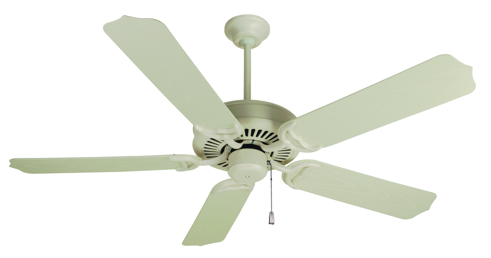 "52"" Porch Fan Ceiling Fan Kit"