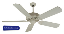 "Craftmade AT52W - 52"" Ceiling Fan, Blade Options"