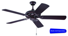 "Craftmade CI52OB - 52"" Ceiling Fan, Blade Options"