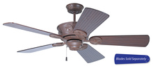 "Craftmade CP52AG - 52"" Ceiling Fan, Blade Options"