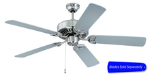 "Craftmade CXL52BN - 52"" Ceiling Fan, Blade Options"