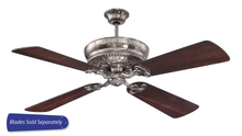 "Craftmade MNR52TS - 52"" Ceiling Fan, Blade Options"