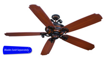 "Craftmade SE68SPZ - 68"" Ceiling Fan, Blade Options"