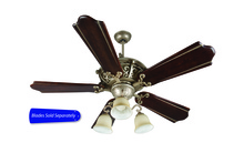 "Craftmade TO52AO - 52"" Ceiling Fan, Blade Options"