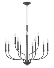 Hinkley Merchant 3078KZ - Chandelier Alister