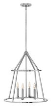 Hinkley Merchant 3773PN - Chandelier Middleton
