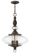 Hinkley Merchant 4325OZ - Chandelier Wexley