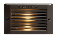 Hinkley Merchant 58015BZ-LED - Landscape Line Voltage Deck LED