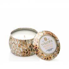 McManus Items 261149 - voluspa - mini decorative tin candle prosecco bellini