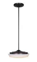 Jeremiah P570OBG-LED - 1 Light Mini Pendant with Rods in Oil Bronze Gilded