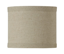 Jeremiah SH51-MINIDRUM - Design & Combine Mini Drum Shade in Natural Linen