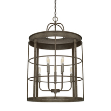 Capital 529781UG - 8 Light Foyer