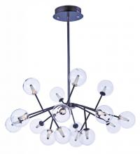 ET2 E24286-24BZ - Satellite LED Pendant